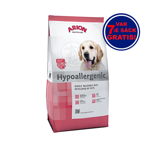 Hypoallergenic Arion Health & Care