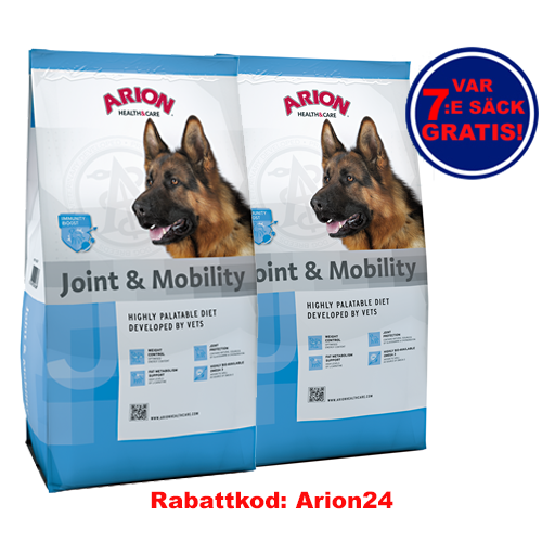 Joint & Mobility Arion Health & Care 12kg 2-Pack!