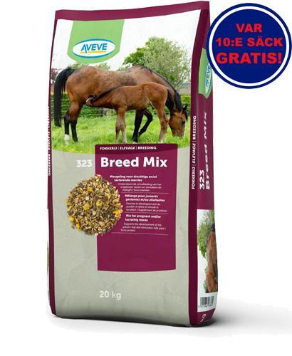 Breed Mix Aveve 20kg