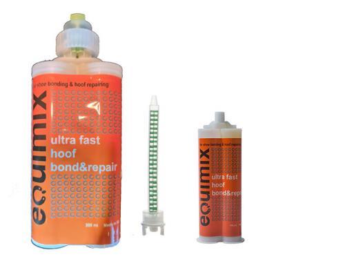 Equimix Ultra Fast Hoof Bond & Repair 50ml & 200ml