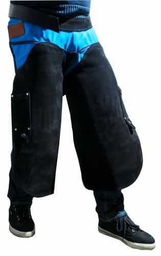 Hovslagarförkläde Med Ryggplatta Rip Stop Tear-Away Hipster Gibbins