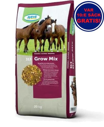 Grow Mix Aveve 20kg