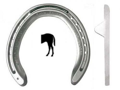 Kings Plate Extra Sound Aluminium Bak med Sidokappor