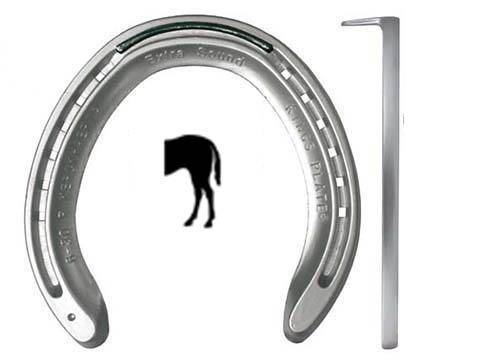 Kings Plate Extra Sound Aluminium Bak med Tåkappa