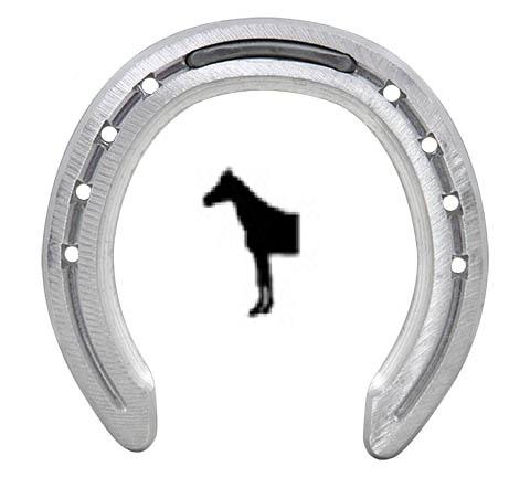 Kings Pony Aluminium Fram utan kappa