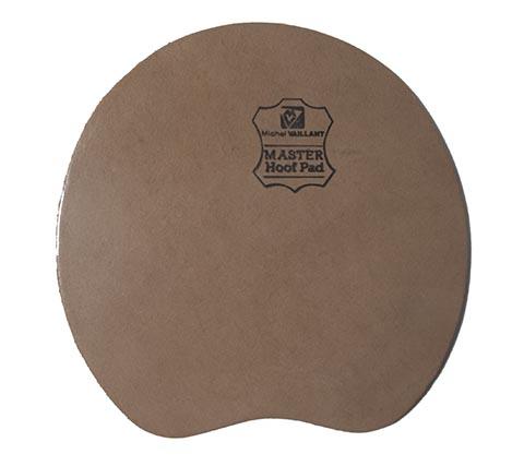 Lädersula Master Hoof Pad