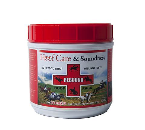 Rebound Hoof Pack