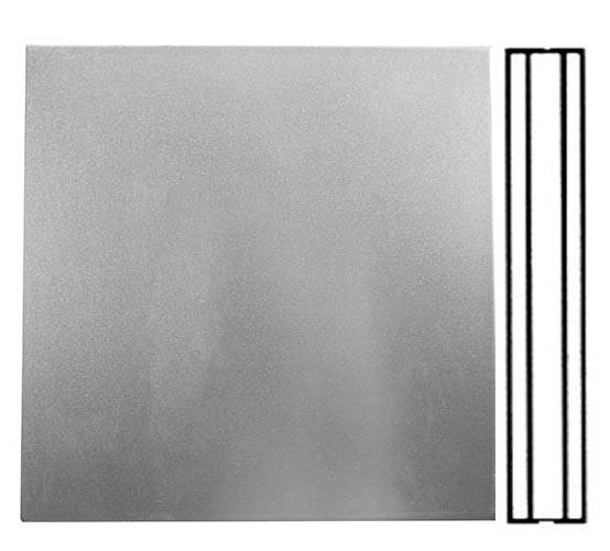 Aluminiumsula Speedy Pad
