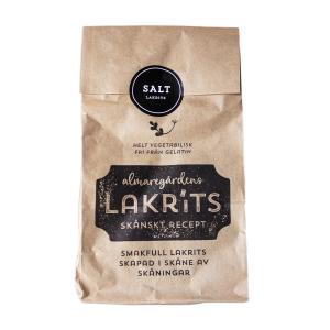 Almaregården Salt Lakrits,