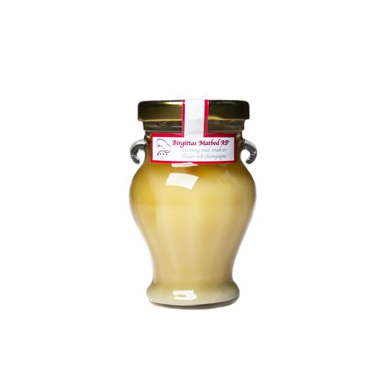 Fläder & champagne honung