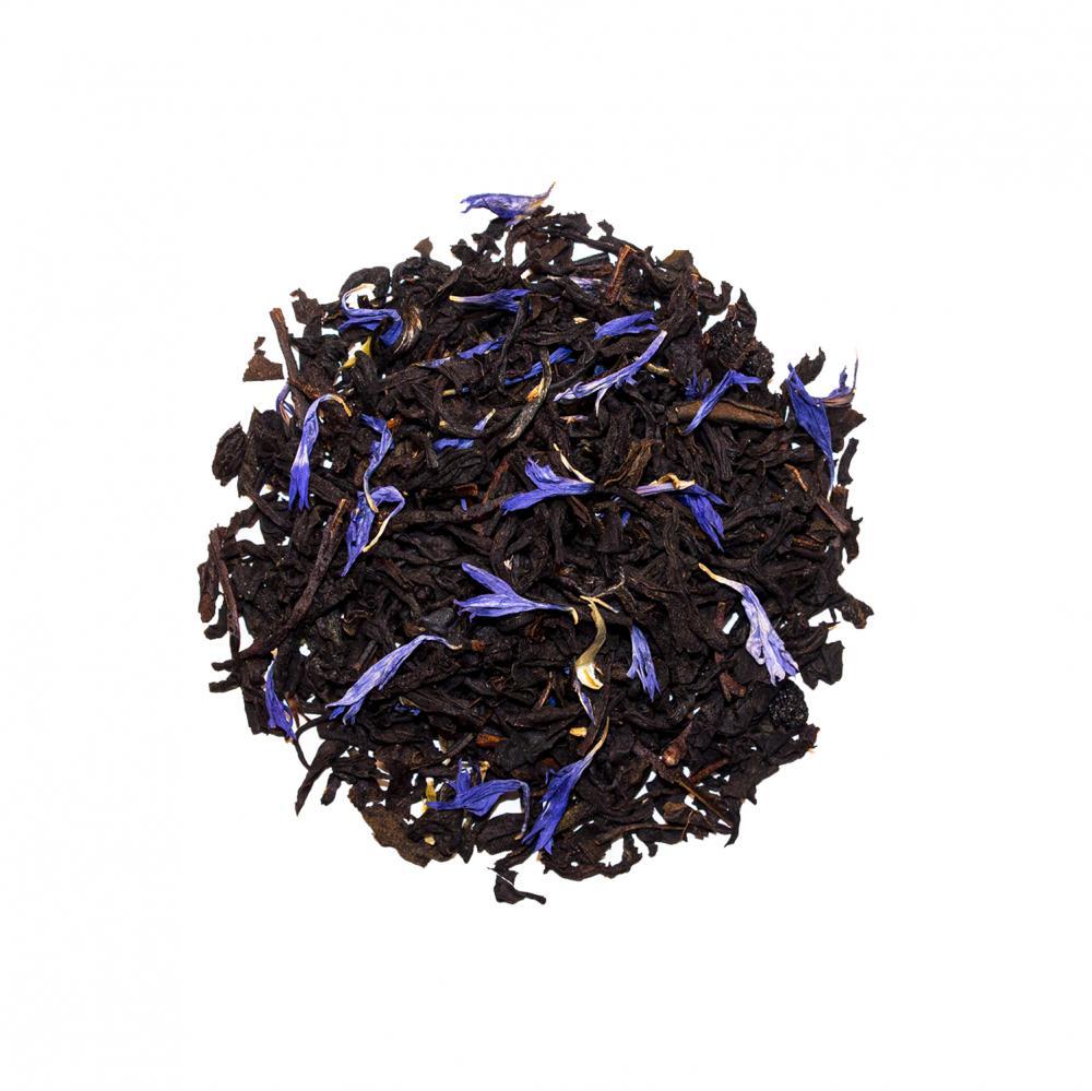 Blåbär, svart te