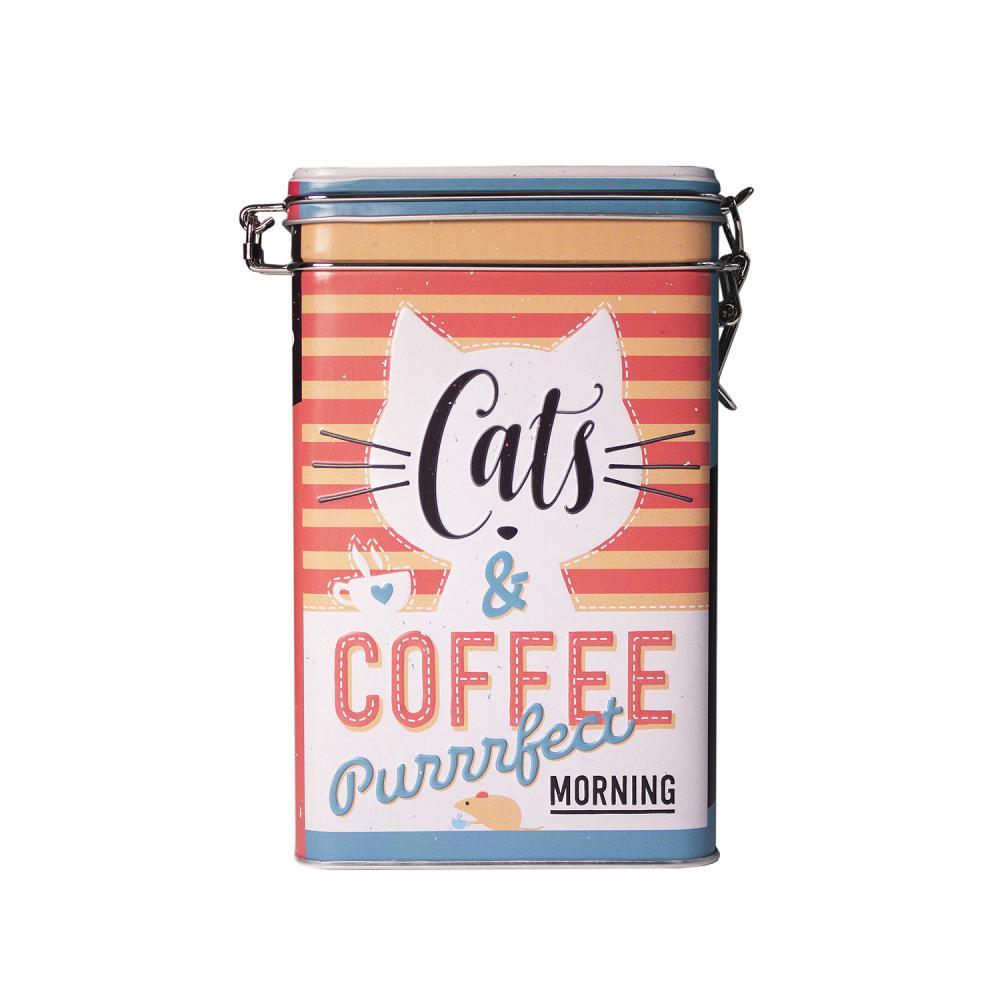 Cats & Coffee, burk 500g