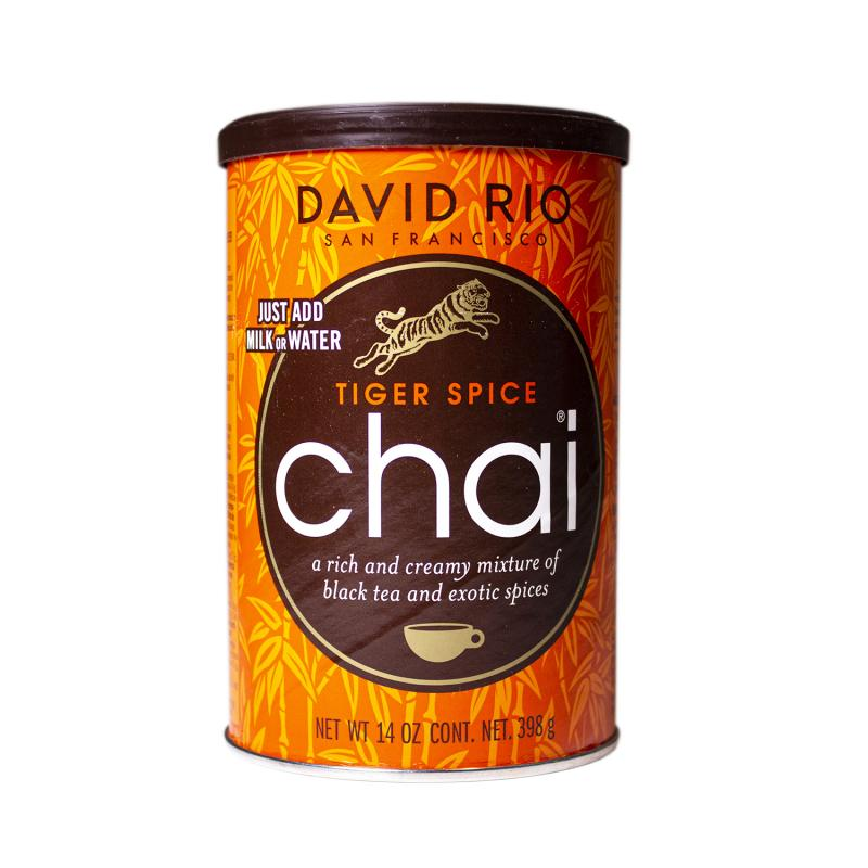 David Rio Chai, Tiger Spice