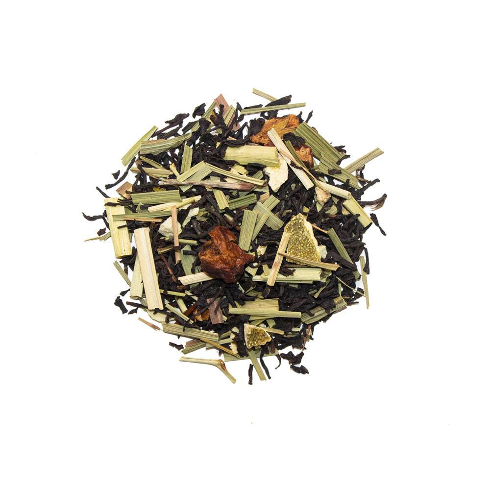 Glad Mandarin, Ekologiskt svart te