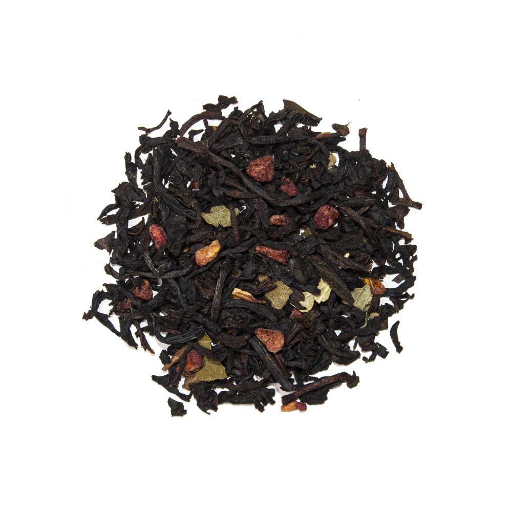 Hallon, svart te