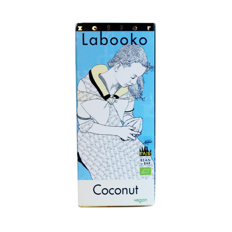 Coconut Choklad, Vegan