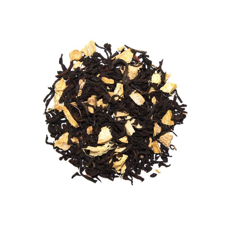 Ingefära, Ekologiskt te
