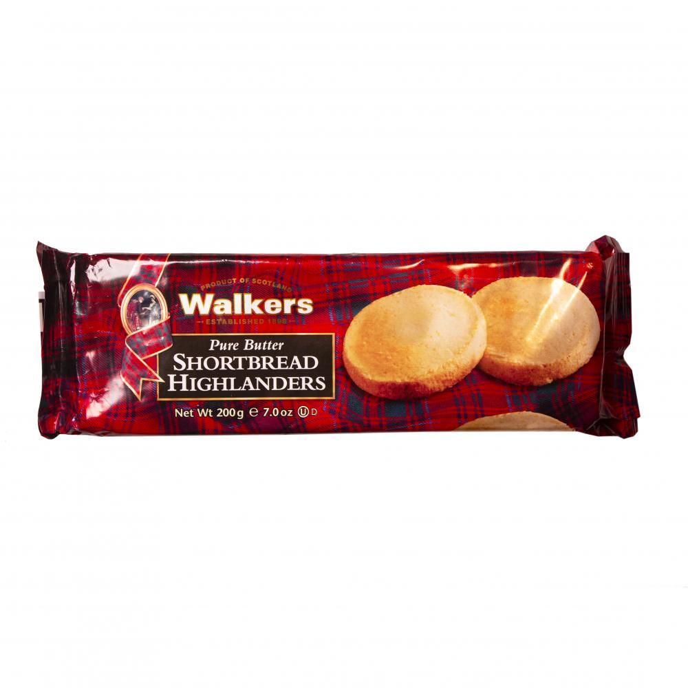 Walkers, Mördegskakor
