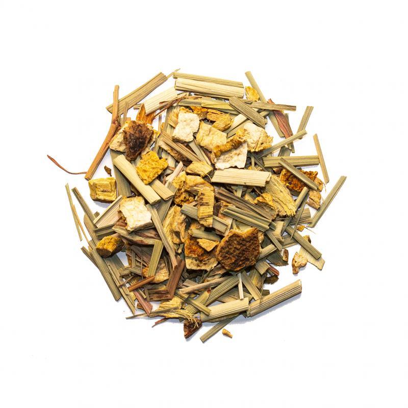 Citron Lakrits, Ekologiskt ört te