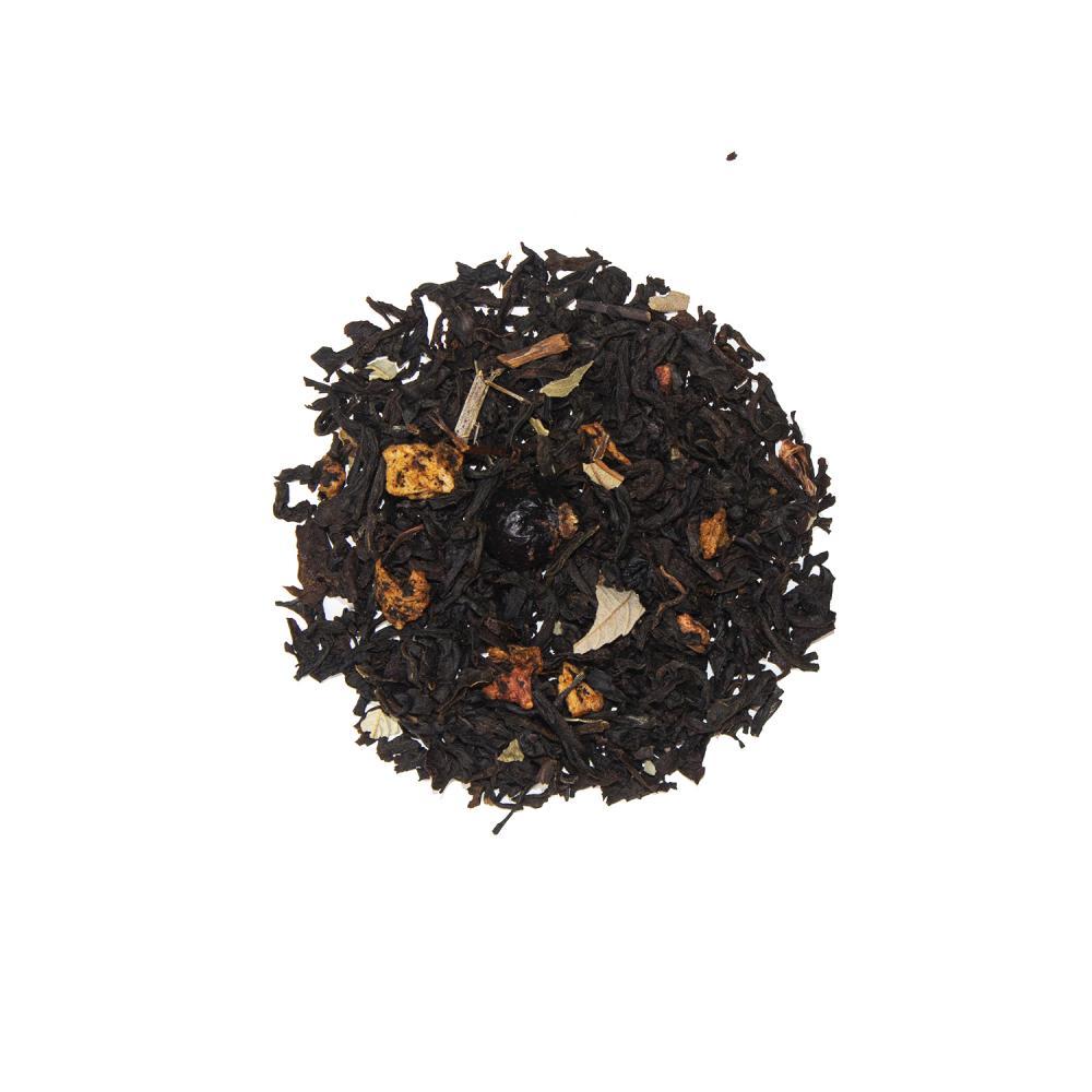Maja Gräddnos, svart te