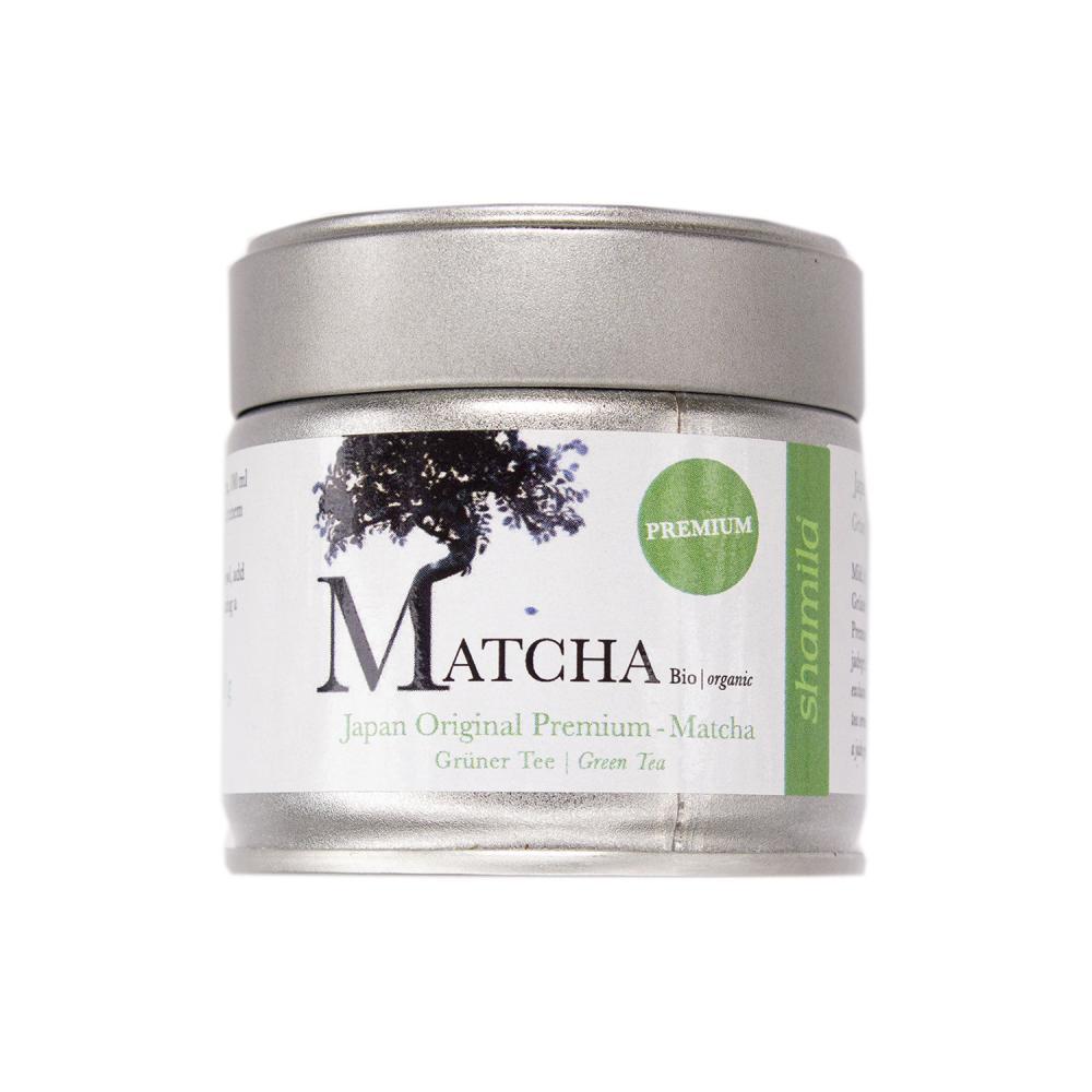Premium Matcha, Ekologisk