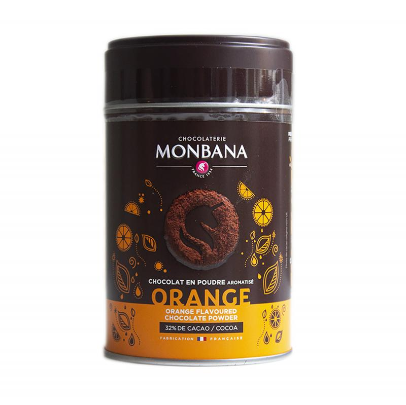 Drickchoklad Monbana, Apelsin & Choklad