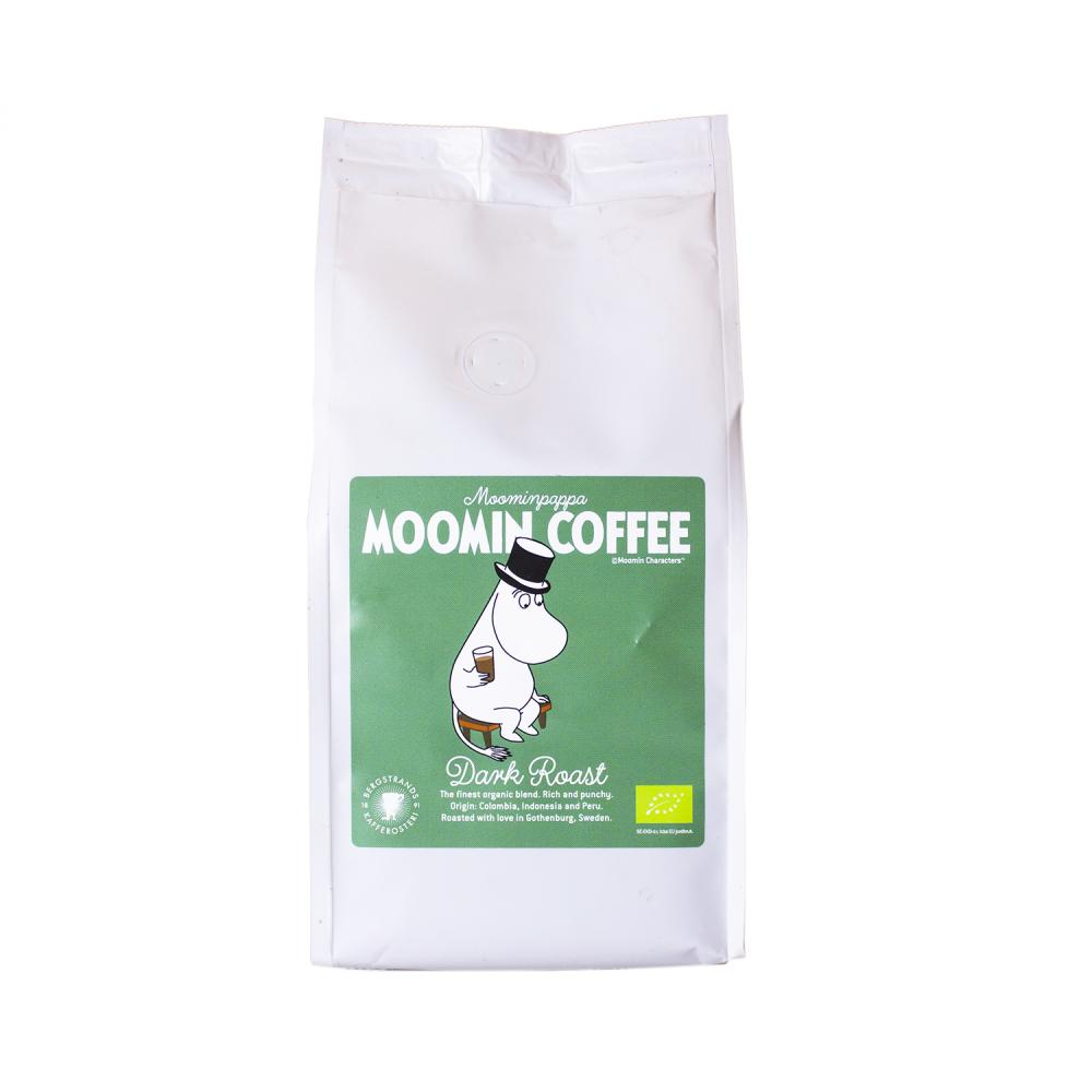 Mumin kaffe, dark roast