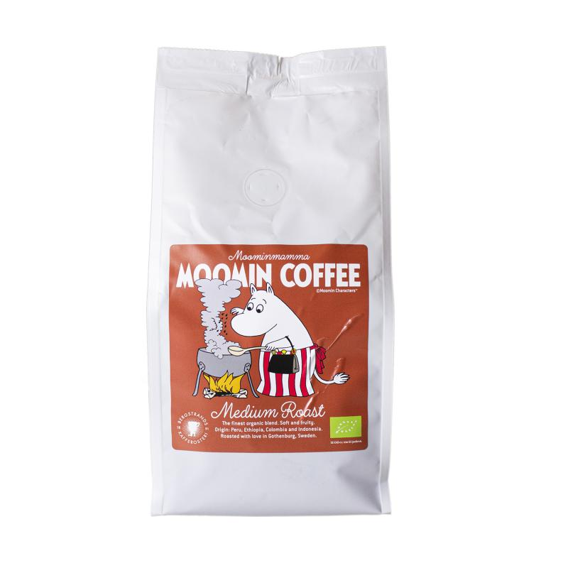 Mumin kaffe, medium roast