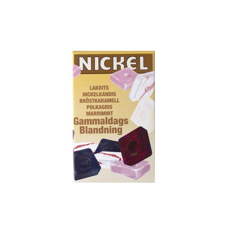 Nickel, Gammaldags blandning