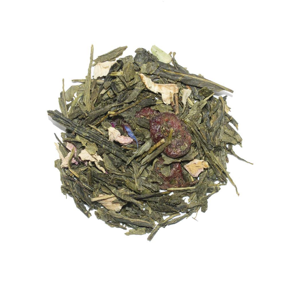 Piggelin, Ekologiskt grönt te