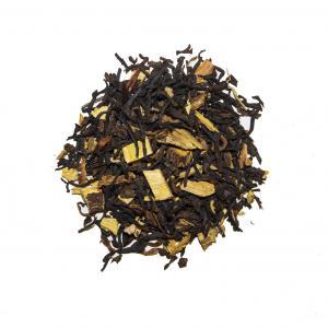 Saltlakrits svart te, Ekologiskt