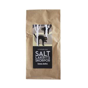 Salt Lakrits Skorpor