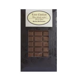 Ljus Choklad, sockerfri