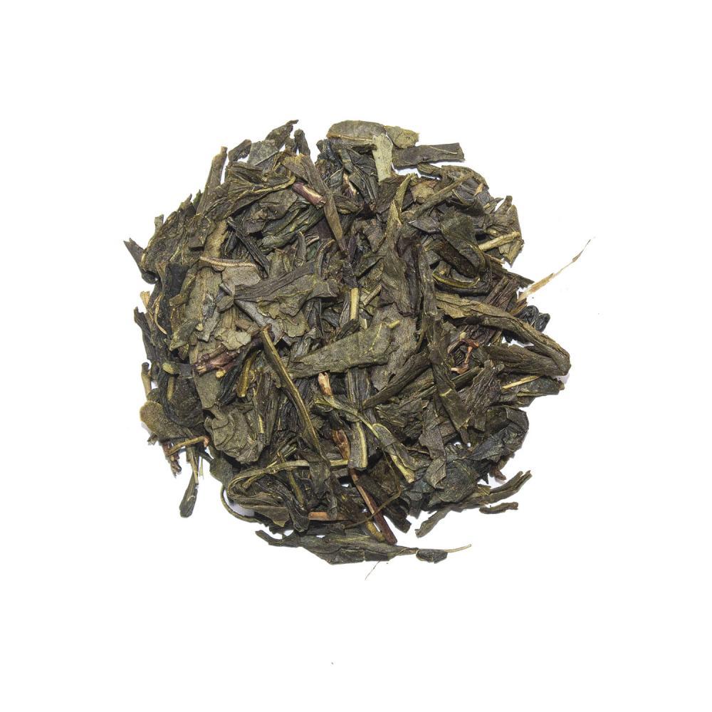 Vanilj, grönt te