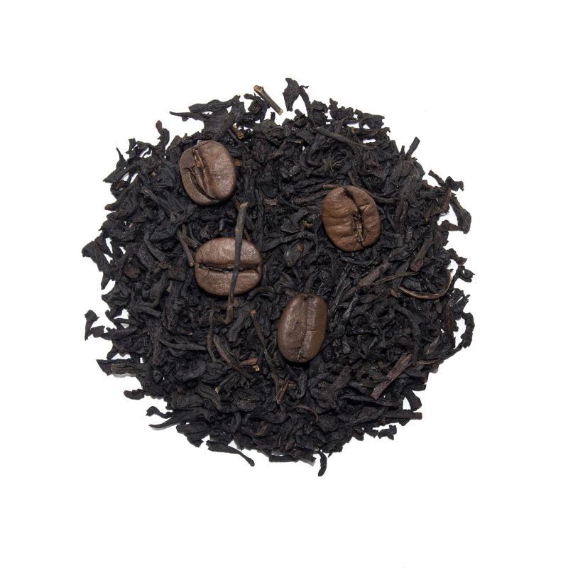 Irish Cream, svart te