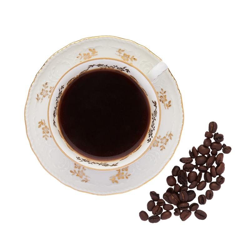 Italiensk Rost, Kaffe