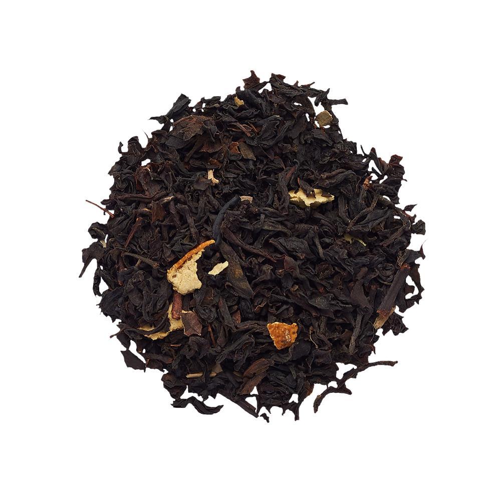 Västerbottens blandning, Svart te