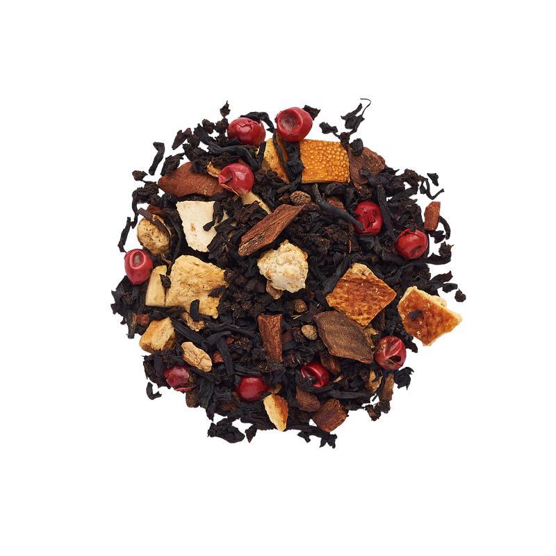 Chai Karamell, svart te