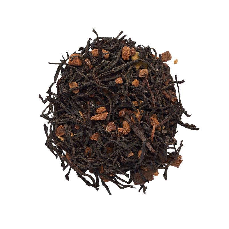 Chai, Ekologiskt svart te
