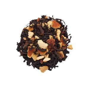 Glöggte, svart te