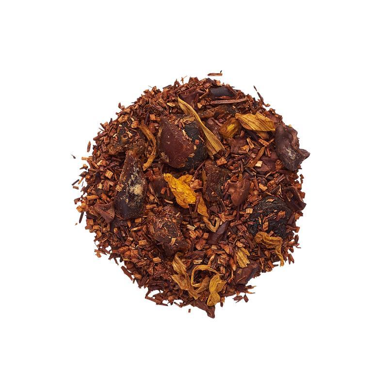 Chili Choklad, Rooibos