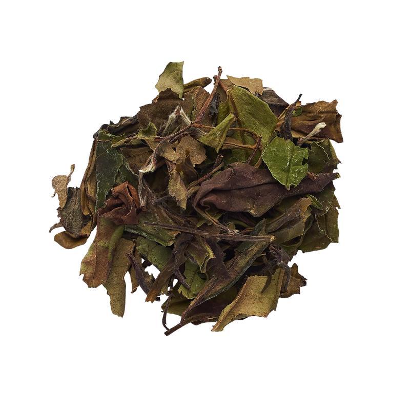 Bai Mu Dan, Ekologiskt vitt te