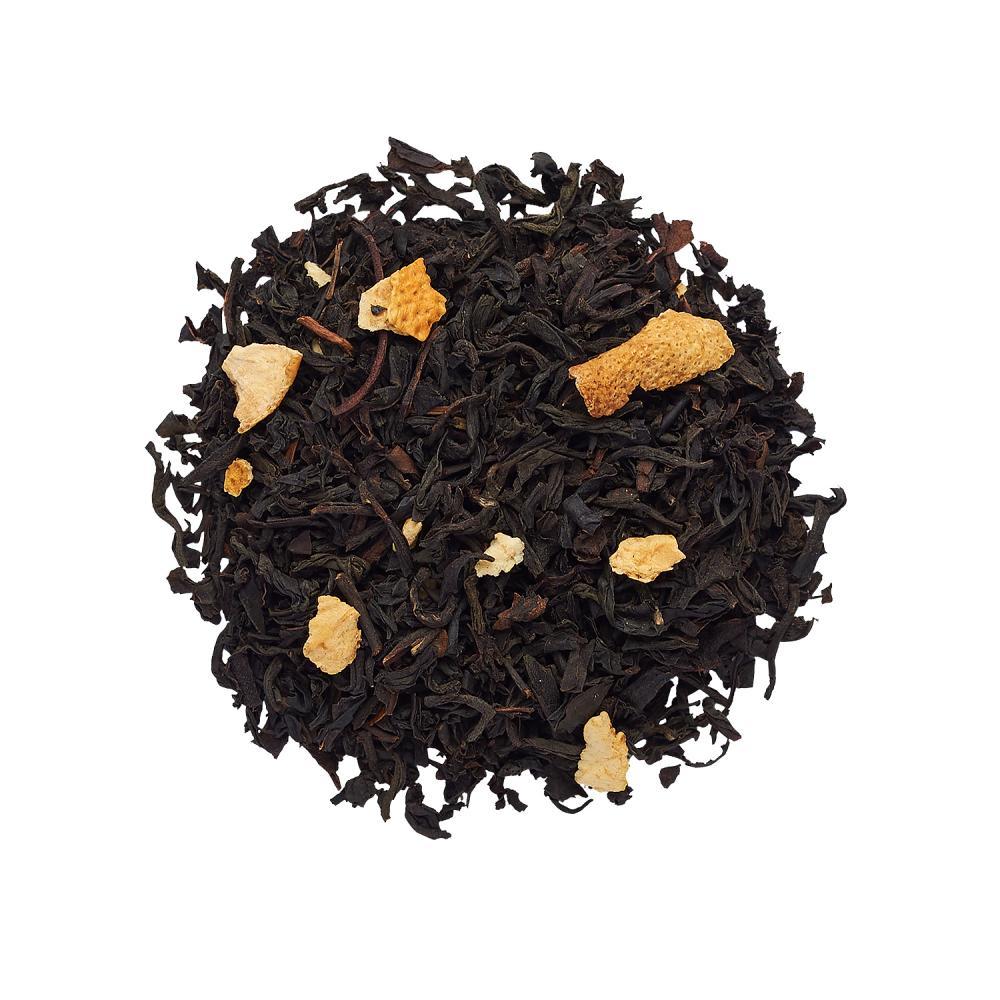 Lime, svart te