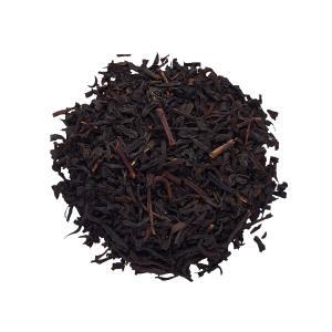 Rabarber Grädd, svart te