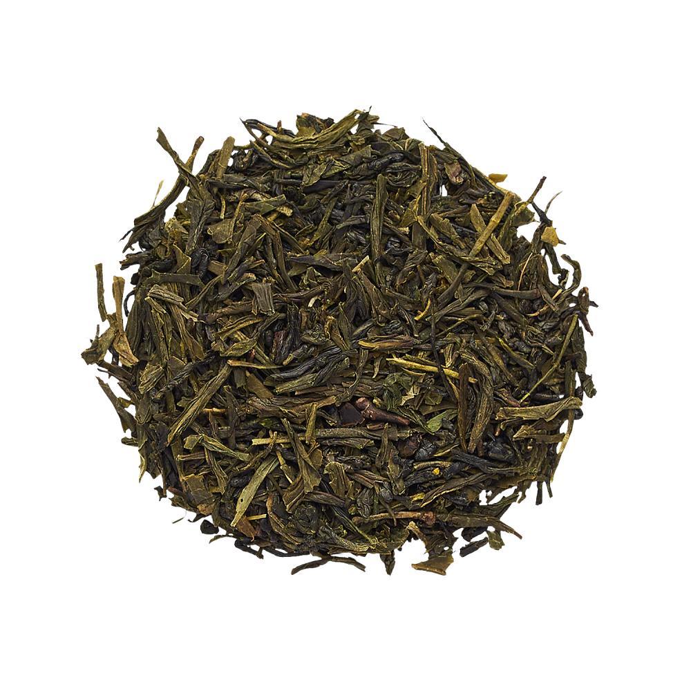 Gyokuro, Ekologiskt grönt te