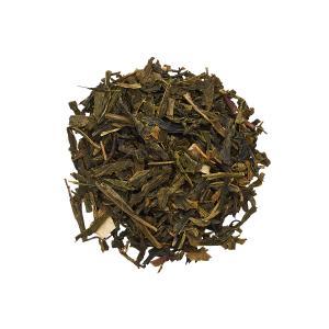 Brunkullans Originalblandning, Grönt te