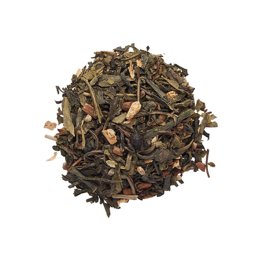 Chai, Grönt te