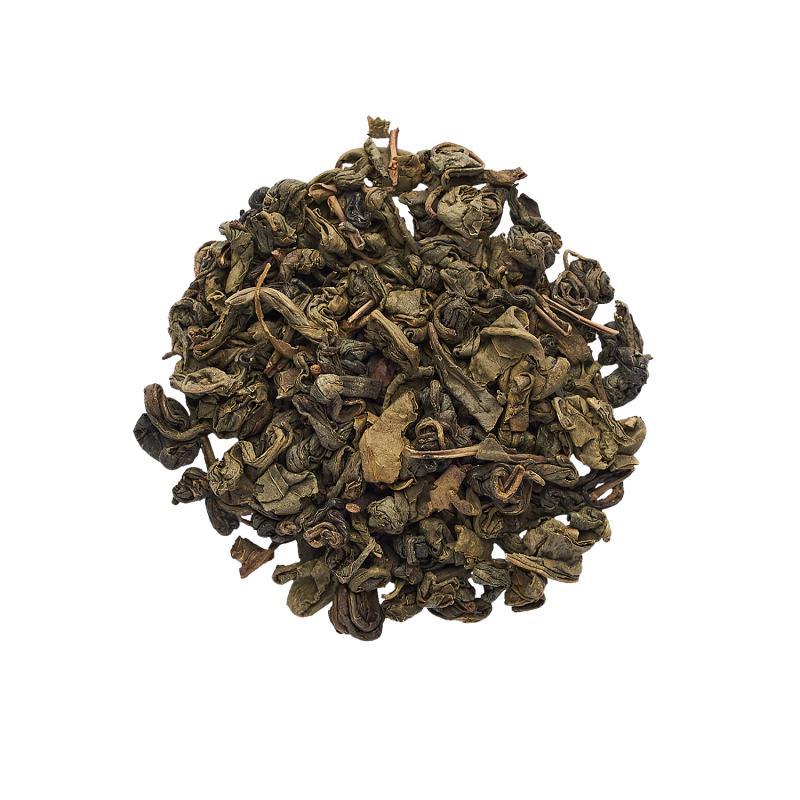 Gunpowder, Ekologiskt grönt te