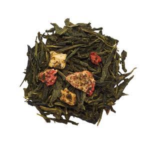 Äventyr, Grönt Ekologiskt te