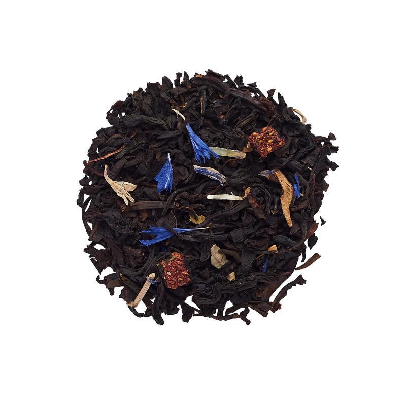 Bubbel & Bär, svart te